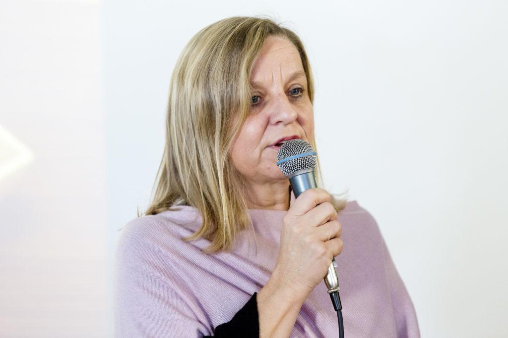 Geschäftsführerin Cornelia Matt