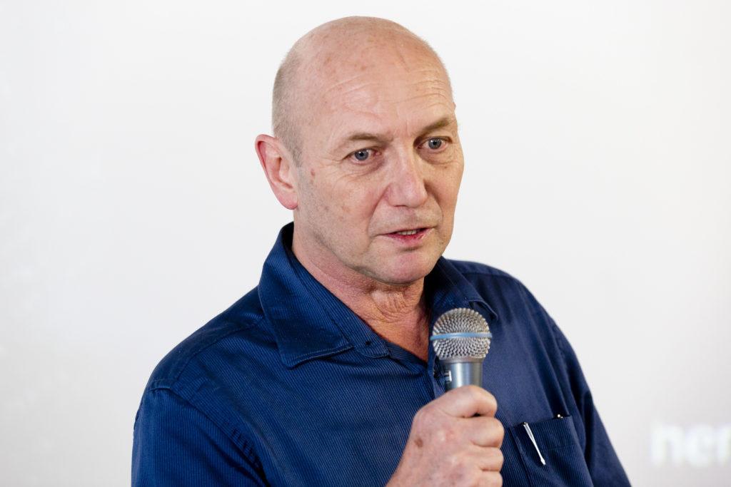 Projektleiter Helmut Johler